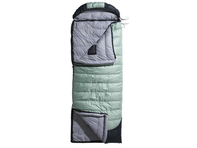 Nordisk Selma 0° Sleeping Bag M mineral green/black